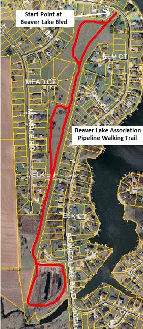 Pipeline Walking Trail