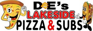 D&E's Lakeside Pizza and Subs