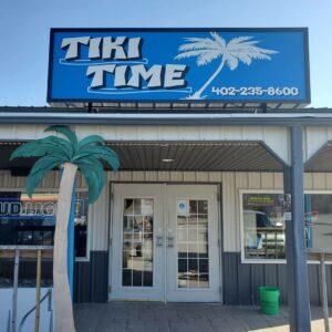 Tiki Time - Nick & Sherry Jones